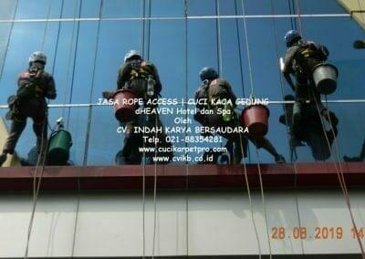 jasa-rope-access-dheaven-hotel-dan-spa-35