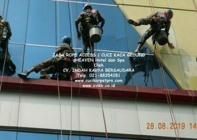 jasa-rope-access-dheaven-hotel-dan-spa-36