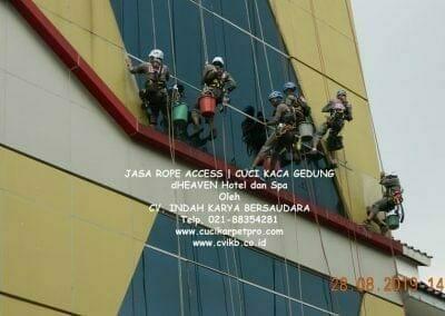jasa-rope-access-dheaven-hotel-dan-spa-38