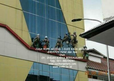 jasa-rope-access-dheaven-hotel-dan-spa-40