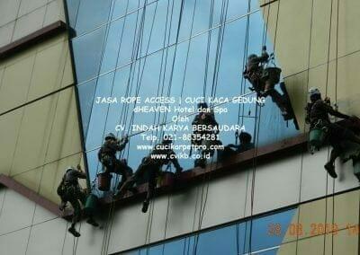 jasa-rope-access-dheaven-hotel-dan-spa-52
