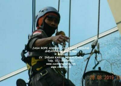 jasa-rope-access-dheaven-hotel-dan-spa-55