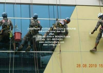 jasa-rope-access-dheaven-hotel-dan-spa-59