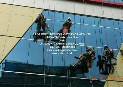 jasa-rope-access-dheaven-hotel-dan-spa-61
