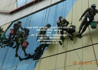 jasa-rope-access-dheaven-hotel-dan-spa-65