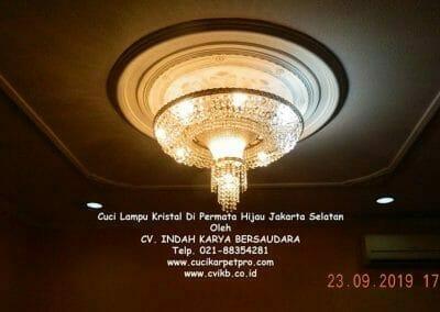 cuci-lampu-kristal-di-permata-hijau-01