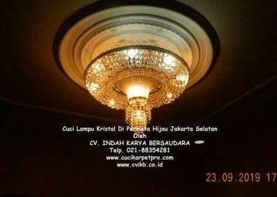 cuci-lampu-kristal-di-permata-hijau-02