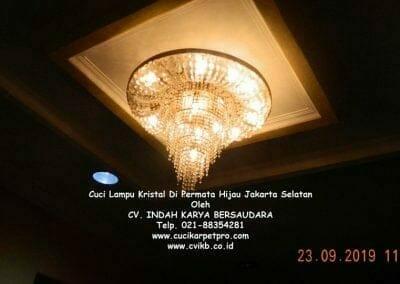 cuci-lampu-kristal-di-permata-hijau-05