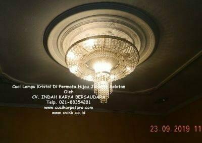 cuci-lampu-kristal-di-permata-hijau-09