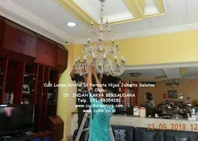 cuci-lampu-kristal-di-permata-hijau-15
