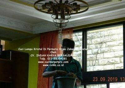 cuci-lampu-kristal-di-permata-hijau-32
