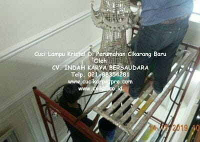 cuci-lampu-kristal-di-perumahan-cikarang-baru-17