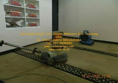 cuci-karpet-masjid-jami-assalam-mekarsari-12