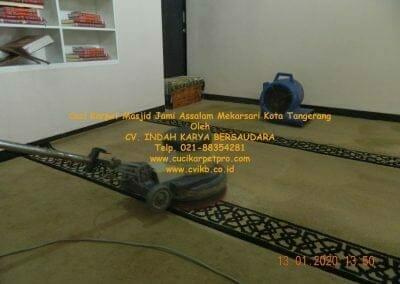 cuci-karpet-masjid-jami-assalam-mekarsari-13