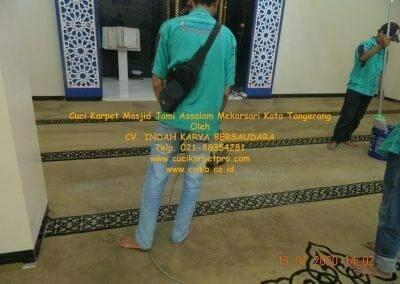 cuci-karpet-masjid-jami-assalam-mekarsari-24
