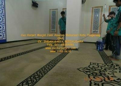 cuci-karpet-masjid-jami-assalam-mekarsari-27