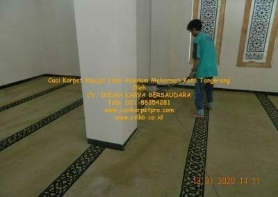 cuci-karpet-masjid-jami-assalam-mekarsari-33