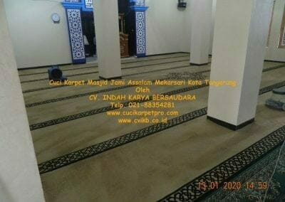cuci-karpet-masjid-jami-assalam-mekarsari-53