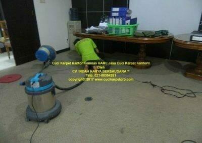 cuci-karpet-kantor-komnas-ham-08