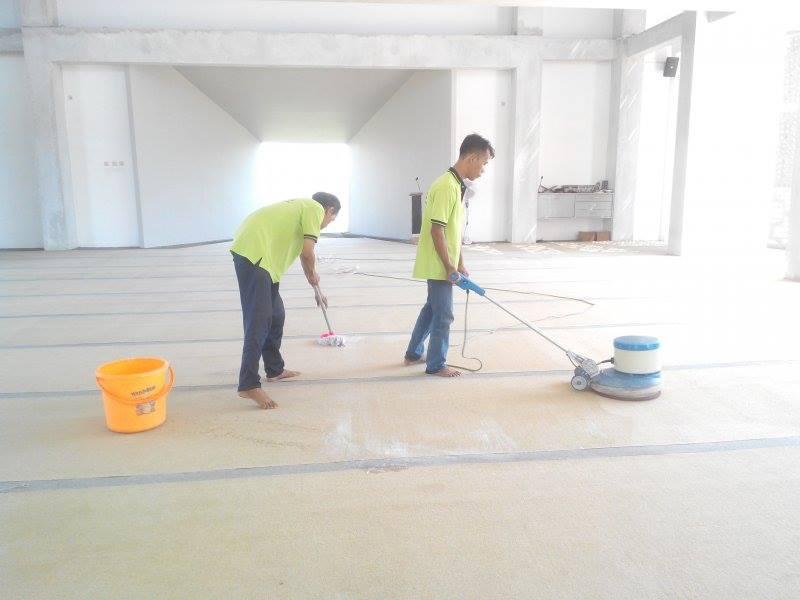Cuci karpet masjid Al Barokah Relife Greenville Cileungsi