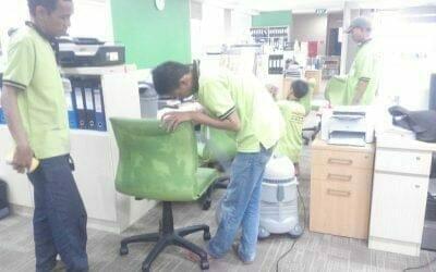 Cuci kursi kantor PT Pertamina Patra Niaga | Jasa Cuci Sofa