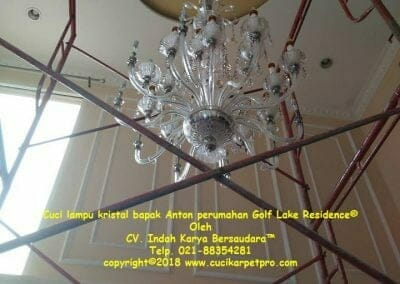 cuci-lampu-kristal-bapak-anton-perumahan-golf-lake-residence-08