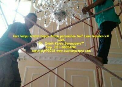 cuci-lampu-kristal-bapak-anton-perumahan-golf-lake-residence-10