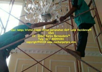 cuci-lampu-kristal-bapak-anton-perumahan-golf-lake-residence-11