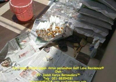 cuci-lampu-kristal-bapak-anton-perumahan-golf-lake-residence-15