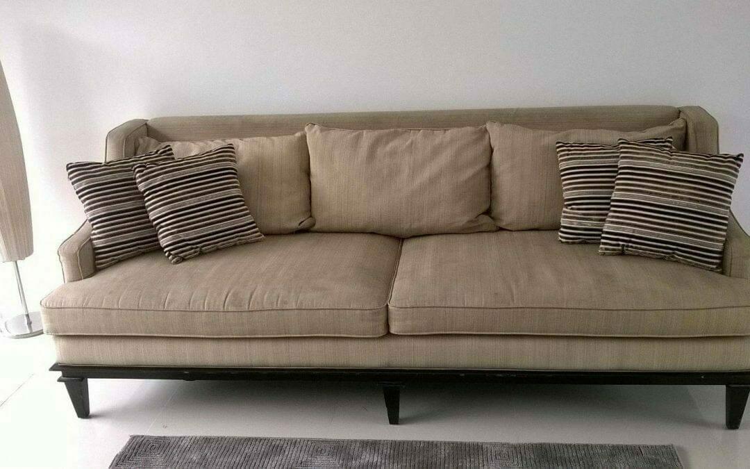 Cuci sofa di Ozone Residence Bintaro | jasa cuci sofa
