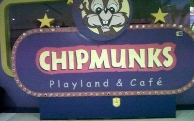 Cuci Sofa Chipmunks Playland and Cafe | jasa cuci sofa