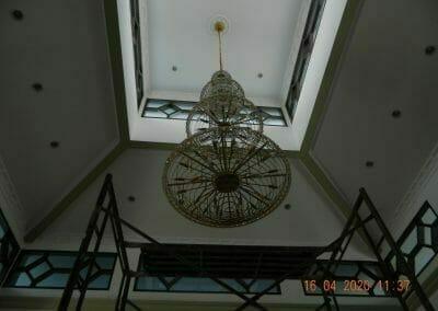 cuci-lampu-kristal-masjid-baiturrahman-19