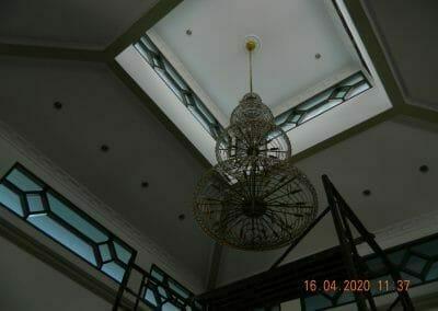 cuci-lampu-kristal-masjid-baiturrahman-20