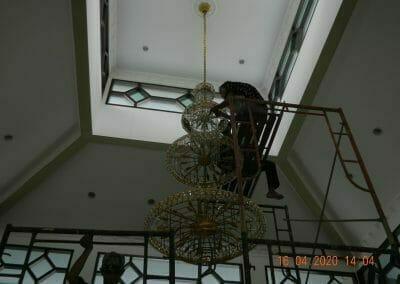 cuci-lampu-kristal-masjid-baiturrahman-32