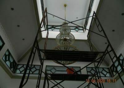 cuci-lampu-kristal-masjid-baiturrahman-39