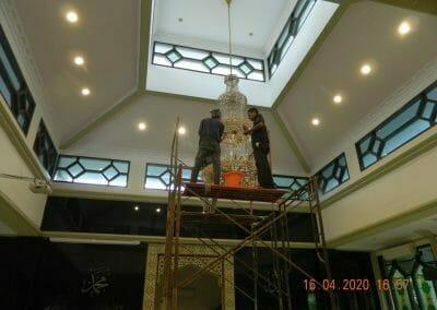 cuci-lampu-kristal-masjid-baiturrahman-46