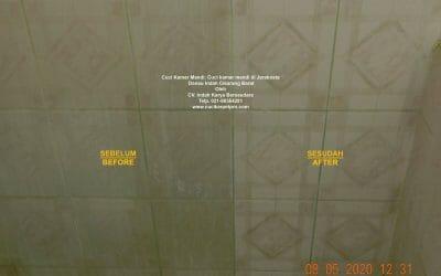 Cuci Kamar Mandi: Cuci kamar mandi di Jarakosta Cikarang