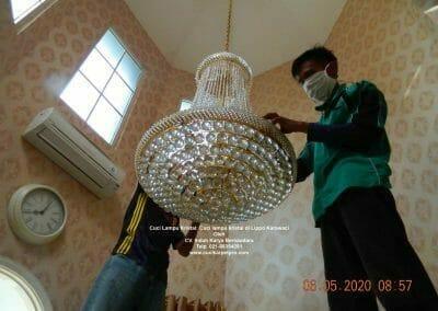 cuci-lampu-kristal-di-lippo-karawaci-06