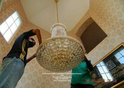 cuci-lampu-kristal-di-lippo-karawaci-08