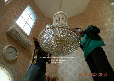 cuci-lampu-kristal-di-lippo-karawaci-09