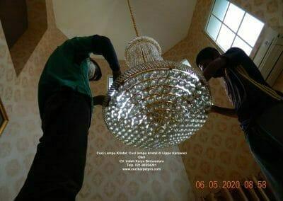 cuci-lampu-kristal-di-lippo-karawaci-10
