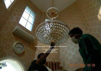 cuci-lampu-kristal-di-lippo-karawaci-11