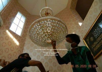 cuci-lampu-kristal-di-lippo-karawaci-12