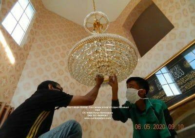 cuci-lampu-kristal-di-lippo-karawaci-13