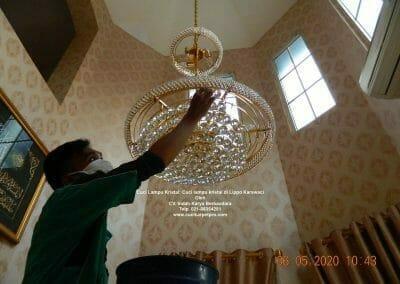 cuci-lampu-kristal-di-lippo-karawaci-40