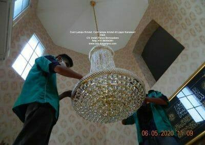 cuci-lampu-kristal-di-lippo-karawaci-44