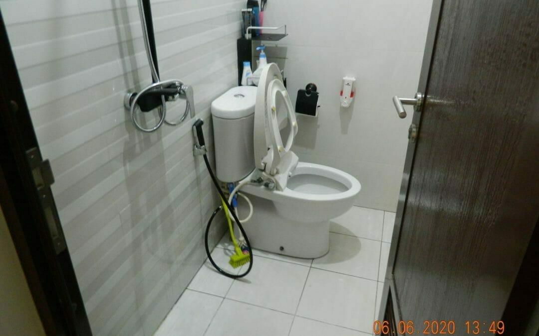Pembersih kamar mandi | Cuci kamar mandi di Cikarang Baru