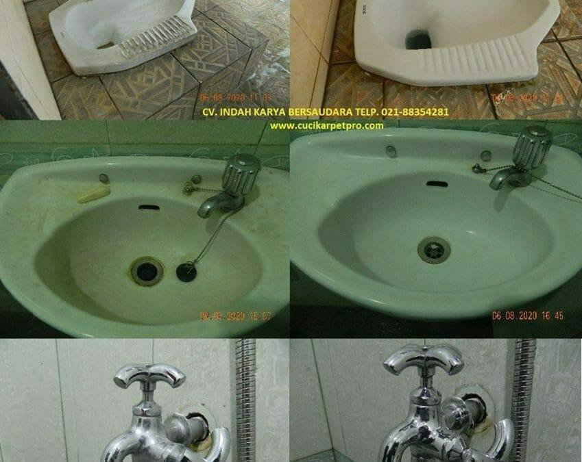 Cuci kamar mandi | Pembersih kamar mandi di Pondok Indah