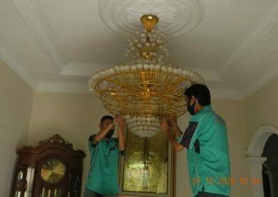 cuci-lampu-kristal-di-duren-sawit-20