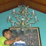 cuci lampu kristal bapak joko oleh Jasa Cuci Lampu Kristal gbr-18